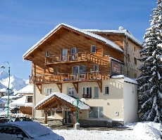 Hotel Odalys Ours Blanc