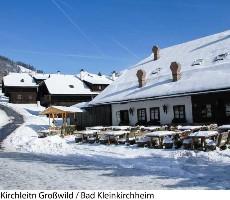Hotel Familienferiendorf Kirchleitn Großwild