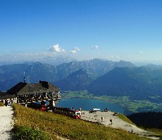 Turistika u jezera Wolfgangsee