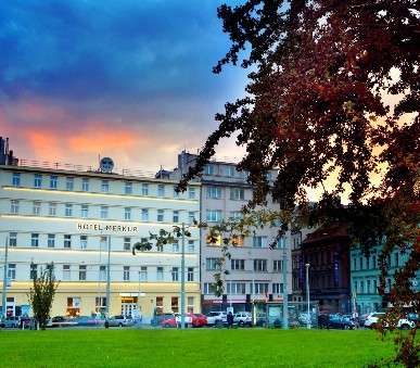 Hotel Merkur (hlavní fotografie)