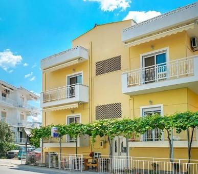 Apartmánový dům Panagiota