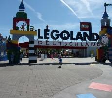 Německý Legoland A Norimberská Zoo S Delfináriem