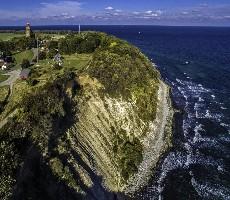 Ostrov Rujána - k břehům Baltského moře