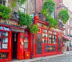 Irsko od A do Z letecky