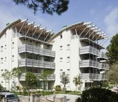 Apartmánový dům Libellula