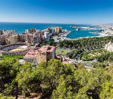 Malaga Víkend