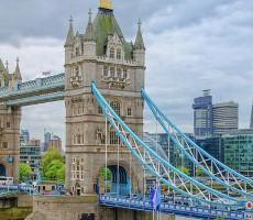 Londýn a to nejlepší z Anglie - letecky