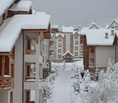 Hotel St. Ivan Rilski Spa and Apartments