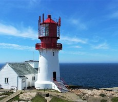 Severská romance - Norsko a Dánsko
