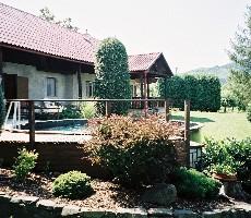 Chata Hranice na Moravě