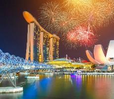 Singapur - silvestr na který nezapomenete