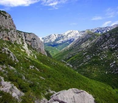 Chorvatské národní parky a přímořská města