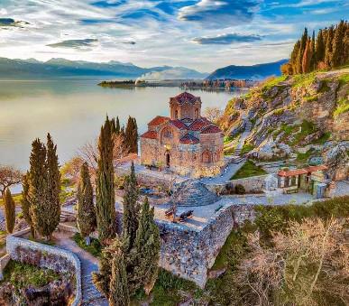 Za poznáním přírody i historie Severní Makedonie