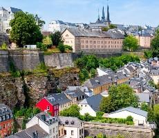 Lucembursko a nejslavnější města Belgie