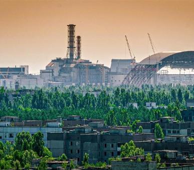 Kyjev a Lvov s návštěvou Černobylu