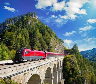 Krajem horské železnice s návštěvou Semmeringu