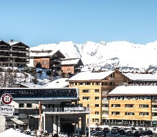 Apartmány Swisspeak Resort Vercorin