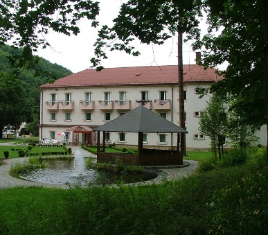 Lázeňský dům Mateja Bela