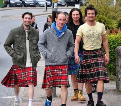 Prázdniny ve Skotsku