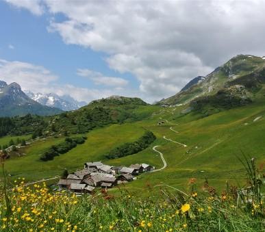 Švýcarsko - Engadin MTB