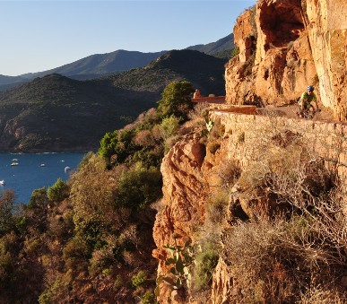 Korsika cyklistická