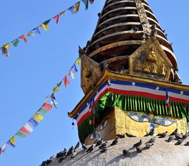 Nepál – okruh okolo Manaslu