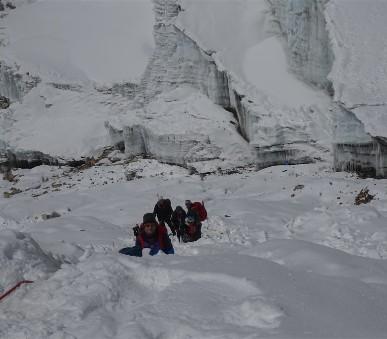 Nepál - výstup na Mera Peak s trekem z údolí Arun (hlavní fotografie)