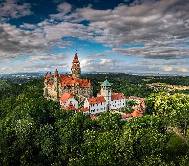 Haná | Olomouc, tvarůžky v Lošticích, Bouzov, Javoříčko