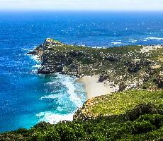 Jihoafrická republika - krásy jižní Afriky