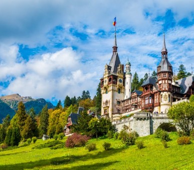 Velký okruh Rumunskem