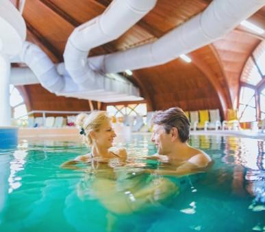 Luxusní relaxační pobyt v termálních lázních Zalakaroš