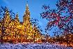 Silvestr v ulicích Vídně (fotografie 2)