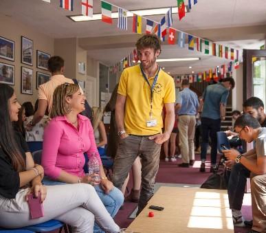 Jazykový kurz angličtiny v Londýně