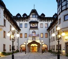 Hotel Chateau Monty Spa Resort