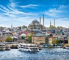 Perly Istanbulu+krásy Kappadokie a turecké riviéry
