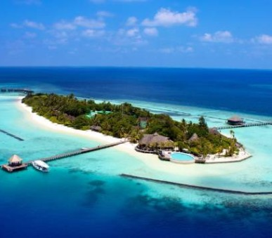 Hotel Komandoo Island Resort & Spa