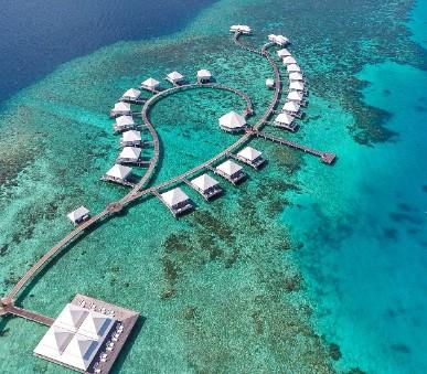 Hotel Diamonds Thudufushi Maldives