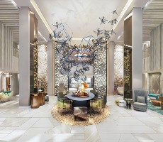 Hotel Andaz Dubai the Palm Concept by Hyatt