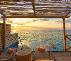 Hotel You And Me by Cocoon Maldives