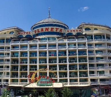 Hotel Planeta & Aquapark (hlavní fotografie)