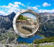 Prodloužený víkend a All Inclusive a wellness v bulharských horách, Casa Karina
