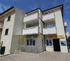 Apartmány Akvarij