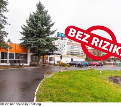 Hotel Solny v Kolbergu