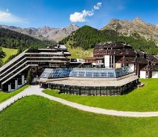 Hotelový komplex Blu Hotels Senales Zirm Cristal