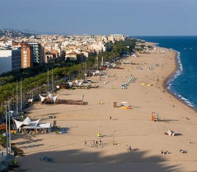 Barcelona s pobytem u moře