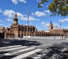 Barcelona se vstupy v ceně