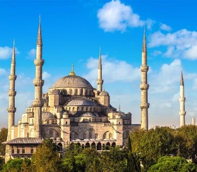 Istanbul, brána orientu