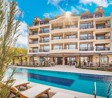 Hotel Sunny Castle (hlavní fotografie)