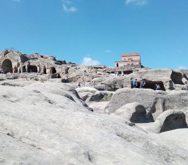 Pohodová Gruzie s Michalem Thomou - hory, památky, moře i příroda