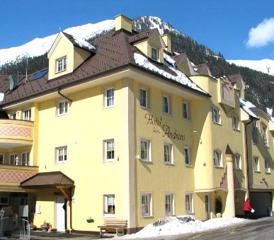 Hotel Garni Andreas